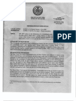 De Blasio Memo -- Gravity Knife Law