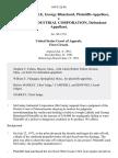 Joseph T. Labelle, George Blanchard v. McCauley Industrial Corporation, 649 F.2d 46, 1st Cir. (1981)