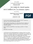 Cia. Petrolera Caribe, Inc. v. Arco Caribbean, Inc., 754 F.2d 404, 1st Cir. (1985)