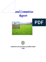 Koneru RangaRao Committee on Land Issues of the Poor