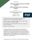 Catherine T. Potterton and Eugene Potterton v. James Alan Porter and Patricia Porter, 810 F.2d 333, 1st Cir. (1987)