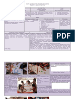 Cuadro de Evaluación de Actividades de La Práctica