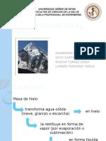 Deglaciacion en El Perú - Diapos