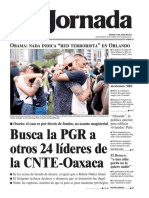 La Jornada (Mexico) [Mar., 14 j - Calibre