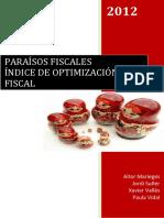 PARAISOS FISCALES - tesina