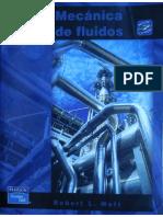 Mecanica de Fluidos 6ta Edicion Robert Mott1