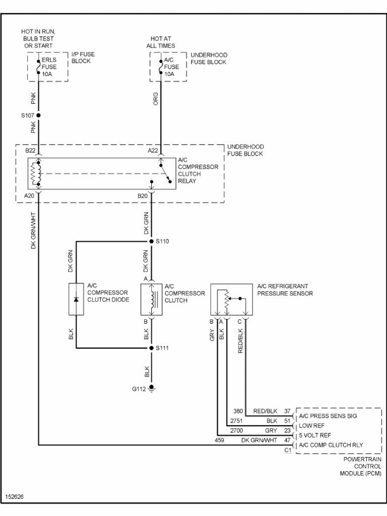 chevrolet cavalier 2.2 wiring diagram  scribd