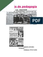 PEDAGOGIA (Historia Argentina Golpes de Estado)