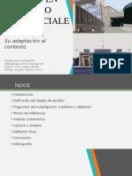 La Expresión Formal en Obras No Residenciales de la ciudad de Mérida.