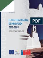 Estrategia Regional de Innovacion de Antofagasta