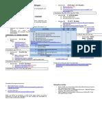 Cronograma Física Quinto Bachillerato Científica