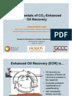 CCUS CO2-EOR Storage and Net Carbon Negative Oil