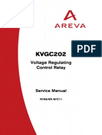 Regulador de Voltage Kvgc 202