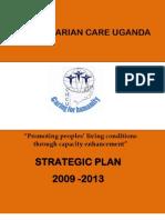 Strategic Plan 2009-13 Humanitarian Care Uganda