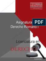 B02 Derecho Romano I GIE