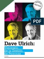 Quien Es Dave Ulrich