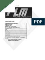 PLM Heat Exchanger Install Instructions - Audi B8 B8.5 A4 S4