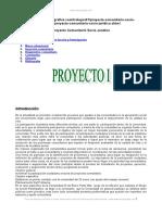 Proyecto Comunitario El Cardonal