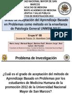 G8B JP Grado Aceptación ABP