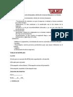 Factores Que Influyen en La Oferta y demanda de TURMIX