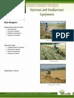 RKB Harvest and Post Harvest Equipment