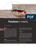 Revista paludismo