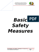 Basic Safety Measures