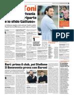 La Gazzetta dello Sport 17-06-2016 - Calcio Lega Pro