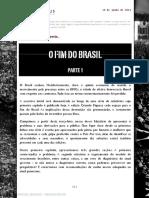o Fim Do Brasil Parte 1