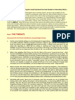 Survival Guide for Medical Internship