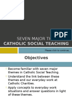Seven Major Themes