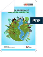 Educacion ambiental amigable