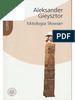 181281458 Aleksander Gieysztor Mitologia Slowian