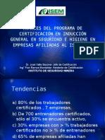 Avances Del Programa Huancayo Julio 2008