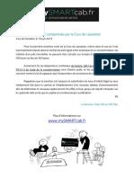 Caisse d Epargne (@GroupeBPCE) Condamnation @Annee_Lombarde Cassation 19 Juin 2013