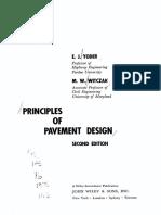 Principles of Pavement Design Yoder_ 2nd E