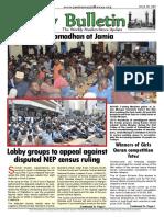 Friday Bulletin 685