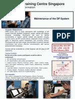 DPM Course Brochure
