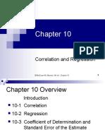 Stats Chap10 probability and statistics bluman