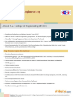 RV College of Engineering RVCE