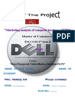 Marketing analysis of computer hardware (DEll).docx