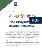 Na procura de Manuel María