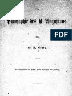 I. Storz, Die Philosophie des hl. Augustin, Freiburg im Breisgau 1882