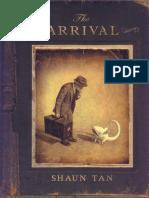 The Arrival | Shaun Tan
