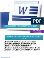 Microsoft Word Manual Pdf
