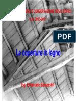 Recupero -Coperture in Legno