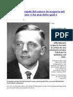 La Causa Principale Del Cancro Fu Scoperta Nel 1931