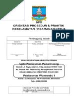 8.1.8.f SPO Orientasi Prosedur & Praktik KeselamatanKeamanan Kerja