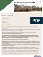 interim finance professional   interim management onderwijs