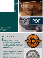 Cultural Encounters in the Western Mediterranean